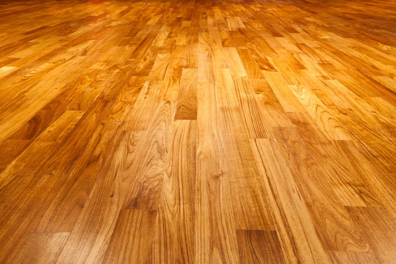 commercial timber flooring